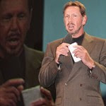 The man that started software giant Oracle is worth $22.5 billion..