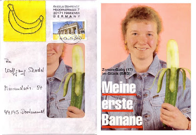 banana underground meine erste banane. Black Bedroom Furniture Sets. Home Design Ideas