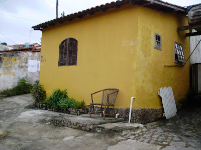 buzios yellow house