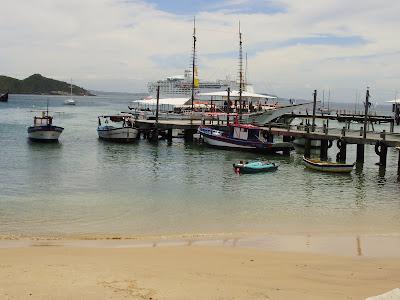buzios boats