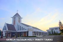 GEREJA KATOLIK HOLY TRINITY TAWAU