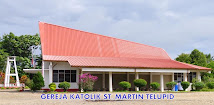 GEREJA KATOLIK ST. MARTIN TELUPID