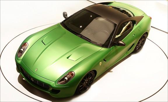 2010 Ferrari 599 Gtb Hy Kers Concept. Ferrari 599GTB HY-KERS Hybrid