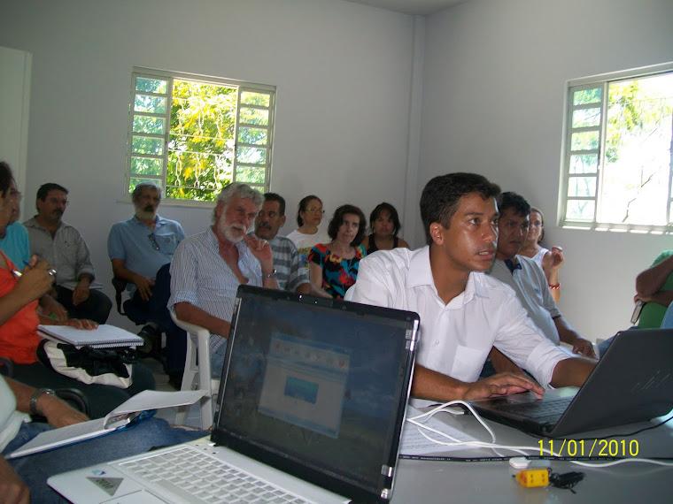 Reunião do Conselho Consultor do Parque Estadual da Pedra Branca - Sede Piraquara