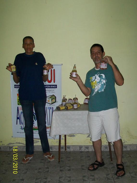 Equipe da Agroprata em Brasília