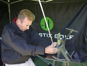 Hot Stix club fitting
