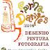 CANHA D'ARTES 2010 - CANHA - MONTIJO EXPOSIÇÃO DE PINTURA