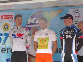 Ses Podiums et Maillots 2010