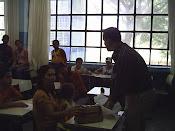 Palestra em Escola Estadual