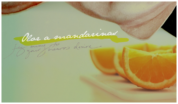 Olor a mandarinas