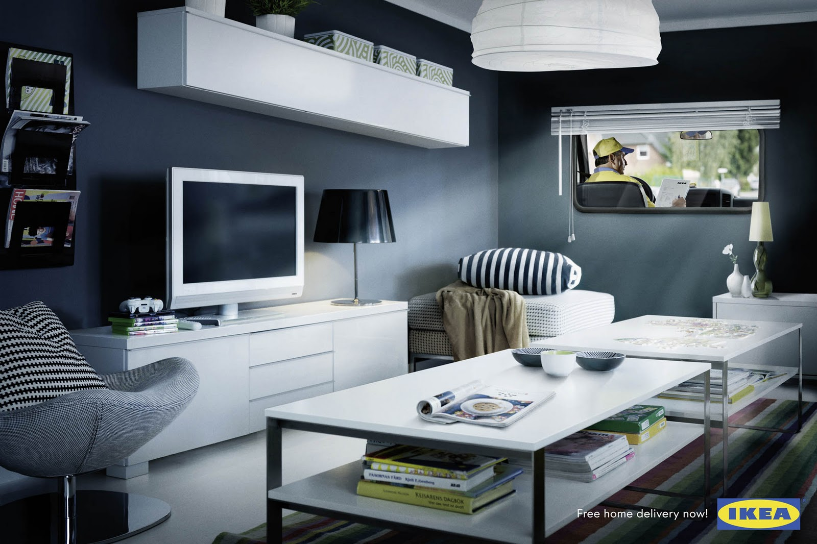 Come arredare casa arredamento ikea for Ikea ideas living room