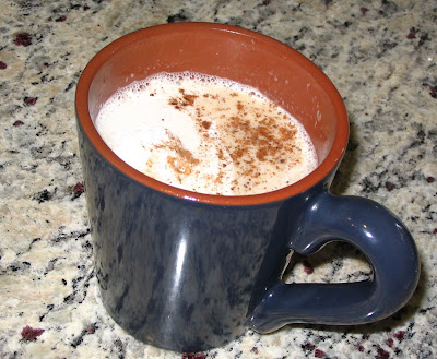 low calorie eggnog