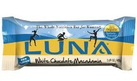 luna white chocolate macadamia bar