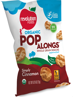 Revolution Foods Pop Alongs