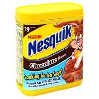 low calorie nesquik hot chocolate powder