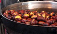 low calorie nut chestnuts
