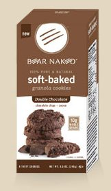 bear naked low calorie cookies