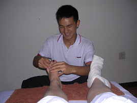 Viagem à China - Foot Massage