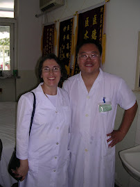 Viagem  China - Beijing Xuanwu Traditional Chinese Medicine (TCM) Hospital