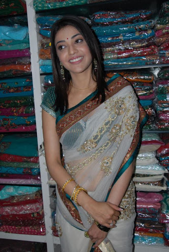 kajal agarwal traditional dress - photo #40