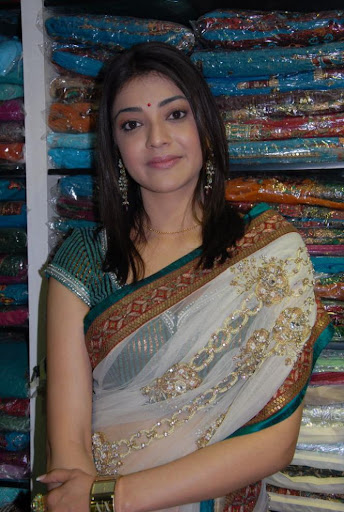 kajal agarwal traditional dress - photo #19