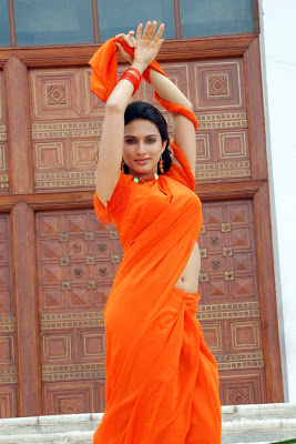 Spicy Hot Actress Gowri Pandit New Hot Poses From Gowri Pandit unseen pics