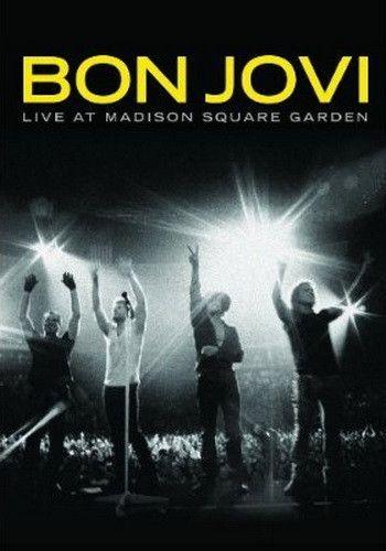 Bon Jovi - Live At Madison Square Garden (2008) affiche