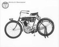 Harley-Davidson Écusson BS Classic Gris//Blanc//Noir Très Grand