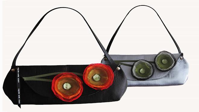 mini baguette pollygeorgette handbag