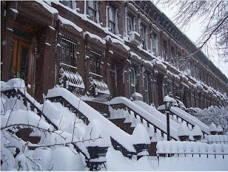 parkslope, snow