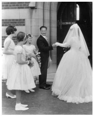 Her ballroom dress was BIG