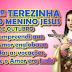 01 DE OUTUBRO DIA DE SANTA TEREZINHA