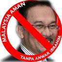 Malaysia Aman Tanpa Anwar