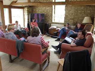Leicester Writers Club af Middle Stanley Farm