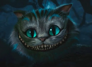 3D vs 2D Cheshire Cat