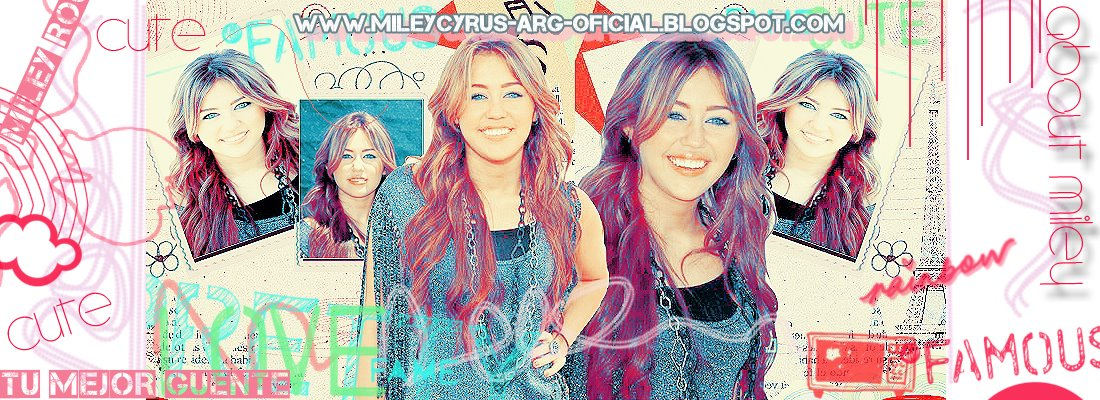 Miley Cyrus Official- Miley Cyrus Argentina