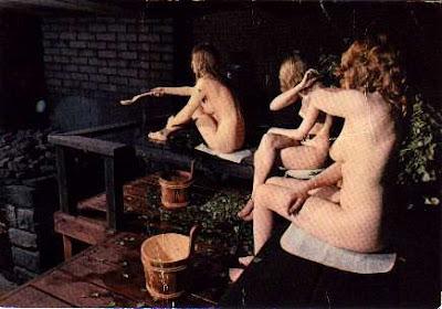 sauna club