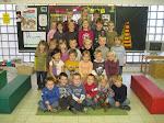 onze  klasfoto  op  17-10-2008