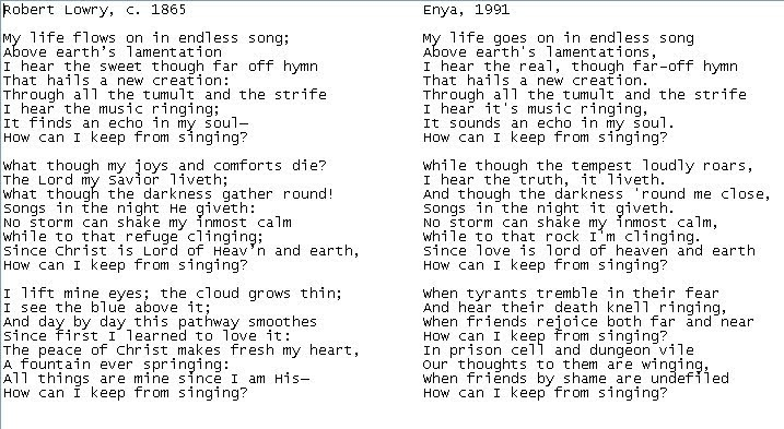 The Hymnomicon: