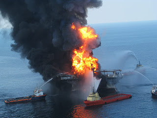 bp gulf oil spill case study