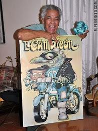 """MANUEL GRATEROL """"GRATEROLACHO"""" (VENEZUELA)"""