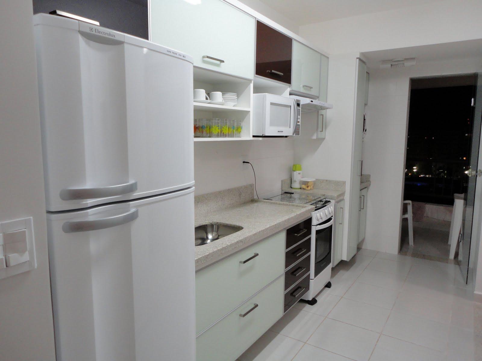 Apartamentos Em Caldas Novas Sala Copa E Cozinha Completa