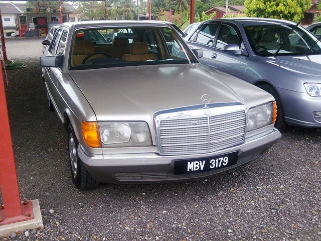 classic benz w126 what do you think