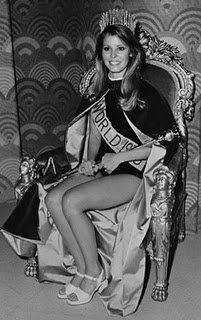 Miss World Marjorie Wallace Today