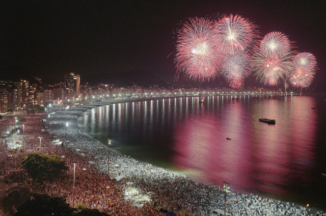 holidays in brazil
