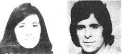 Padre Max e Maria de Lurdes