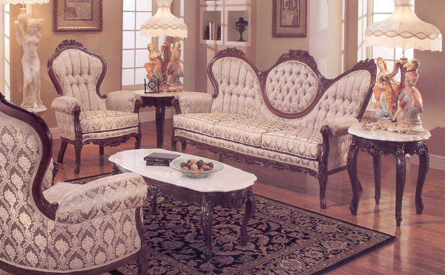 Antique Victorian And French Provincial Furniture