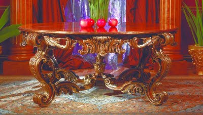 Carved Furniture Antiques Reproductions on Antique Furniture Reproduction   Italian Classic Furniture    December