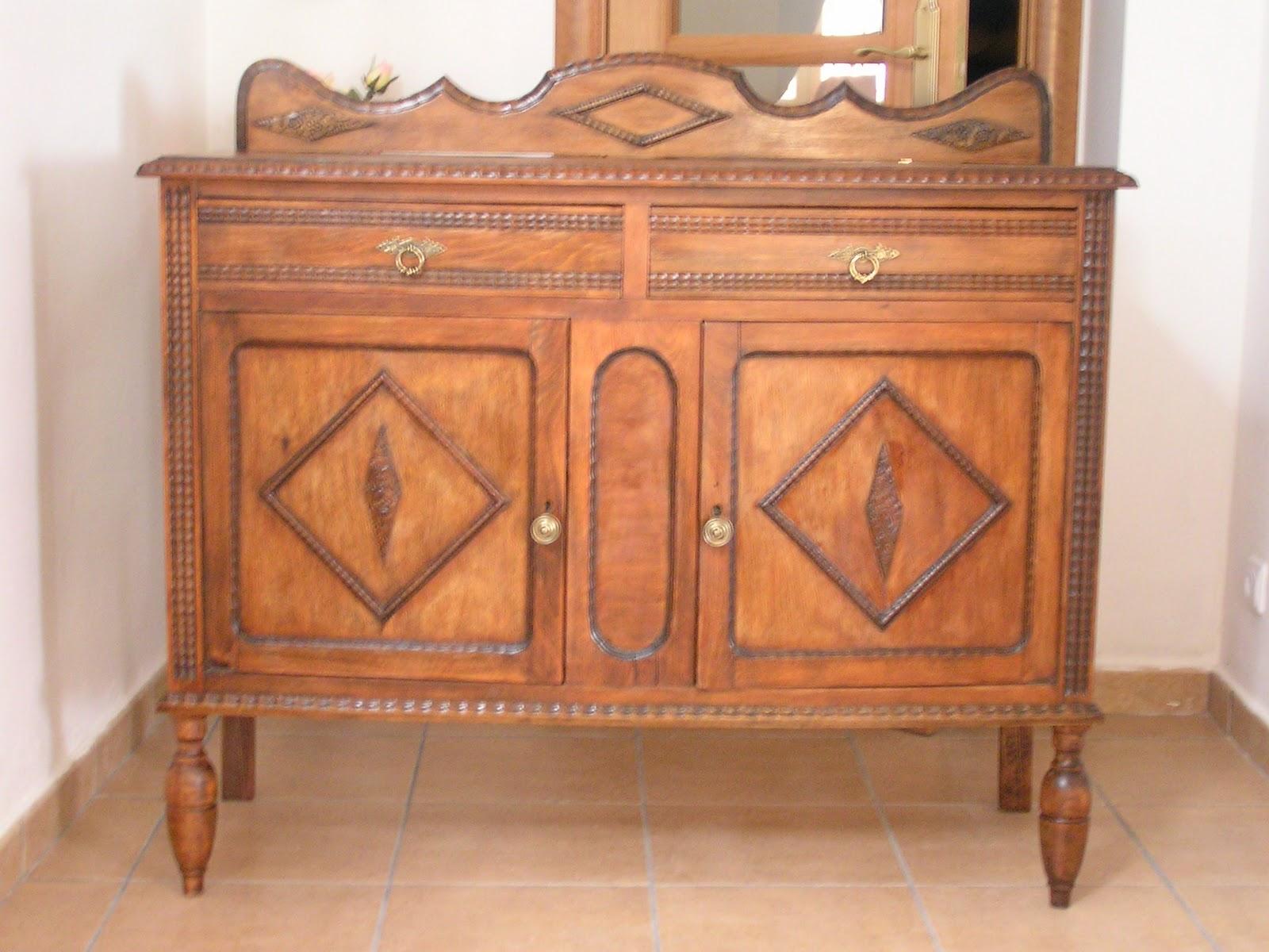 Antonio y sus manualidades restauraci n de muebles - Tecnicas de restauracion de muebles ...