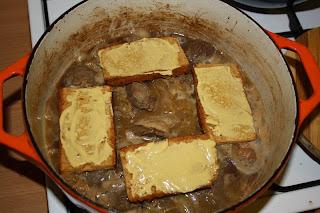 recettes  Carbonnade de boeuf